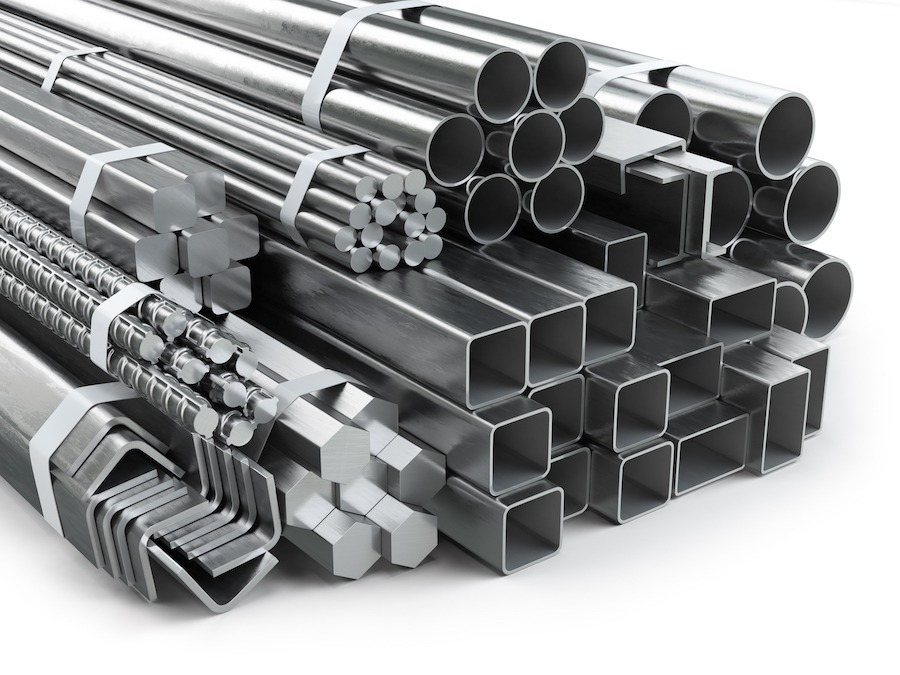 Aluminum And Alloy Tube From Central Tube And Bar